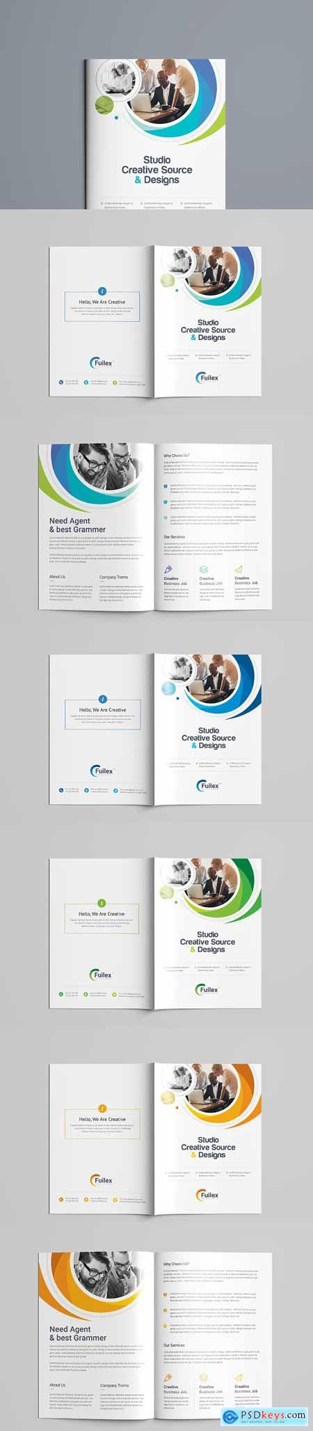 Bi-Fold Brochure 3030678