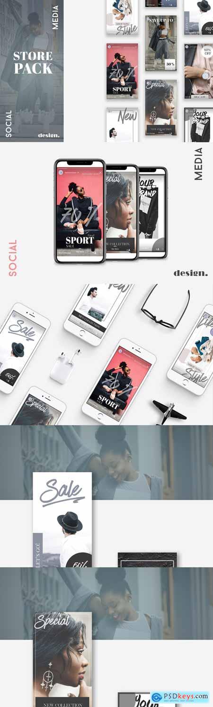Instagram Stories - Store Pack 2739783