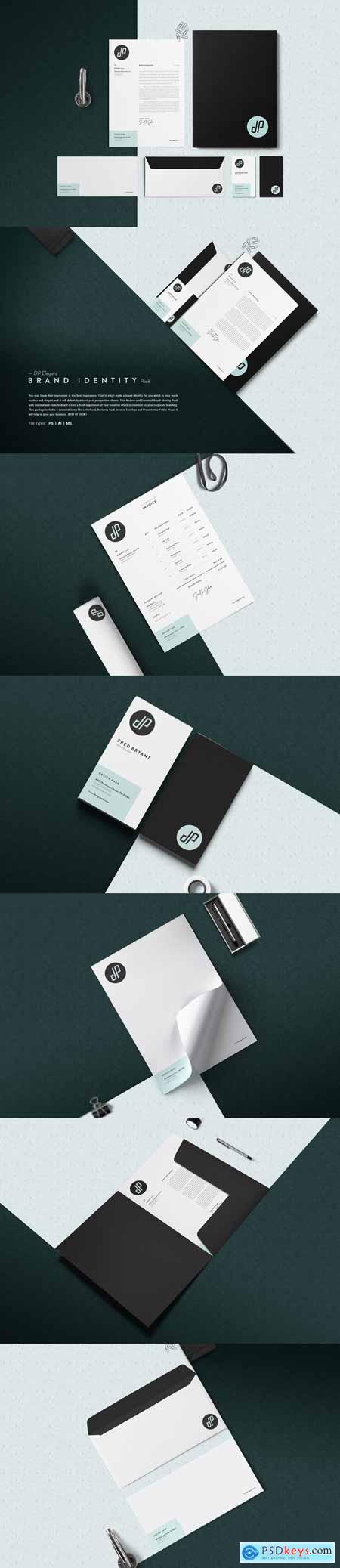 DP Elegant Corporate Identity Pack 2739200