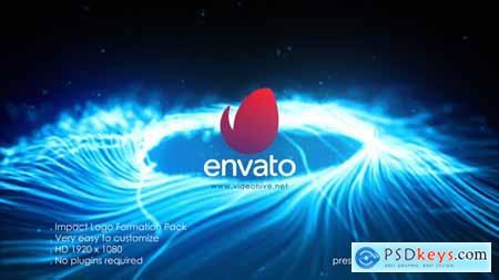 Videohive Impact Logo Opener