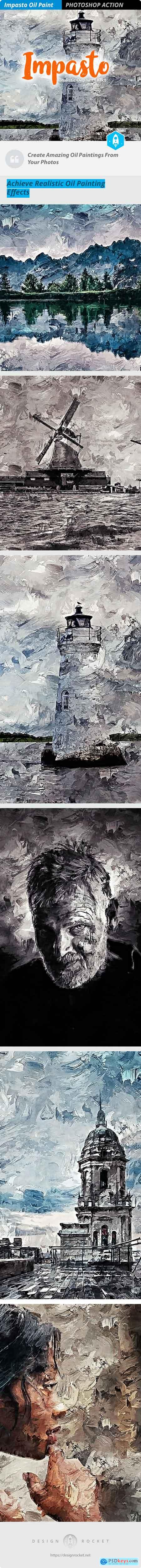 Impasto - Oil Paint Effect 23170044
