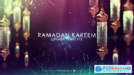 Videohive Ramadan Kareem Title
