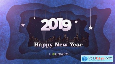Videohive New Year Opener 2019
