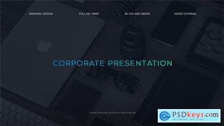 Videohive Corporate Presentation