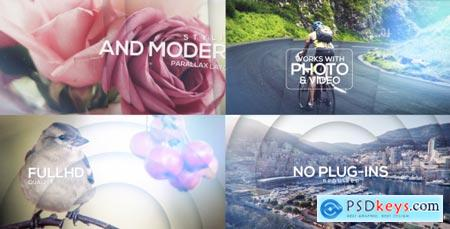 Videohive Epic Parallax Titles Opener