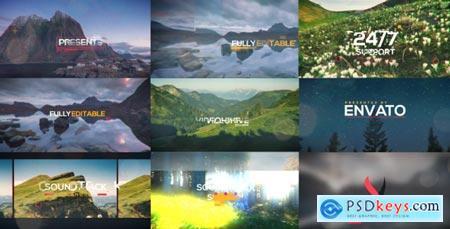 Videohive Glitch Title Sequence