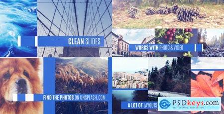 Videohive Clean Slideshow