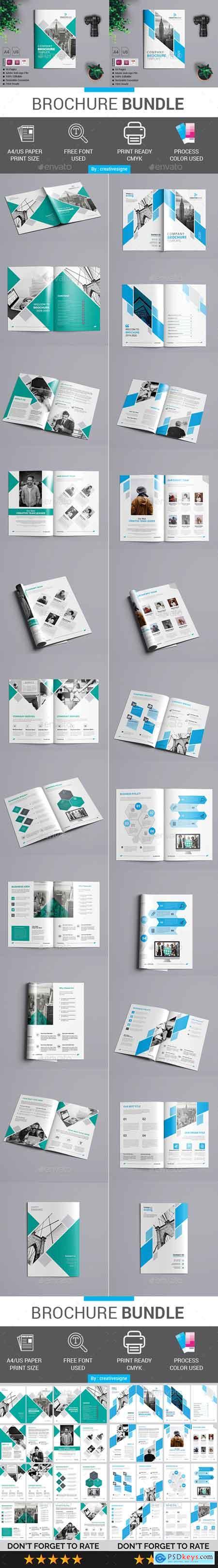 Graphicriver Brochure Bundle