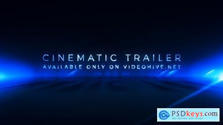 Videohive Cinematic Trailer Titles Media Opener
