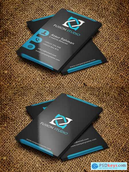 CreativeMarket Business Card