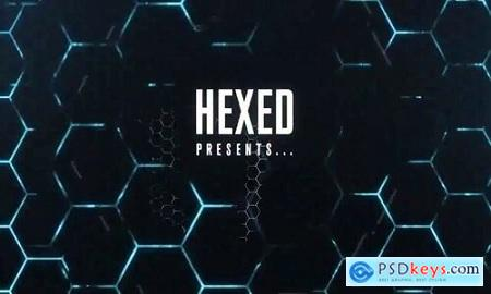 Videohive Hexagon Promo