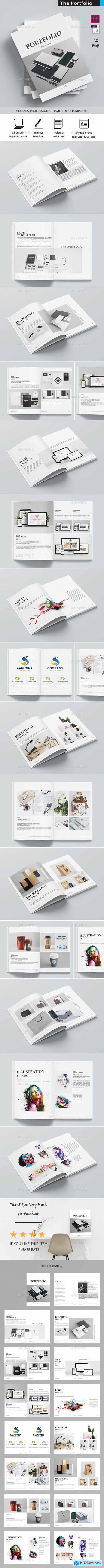 GraphicRiver The Portfolio
