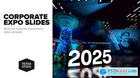 Videohive Corporate Expo Video Slides