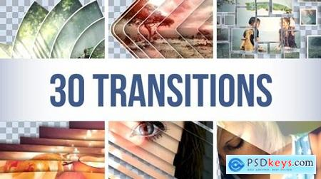 Videohive Transitions 19391334