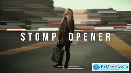Videohive Stomp Opener