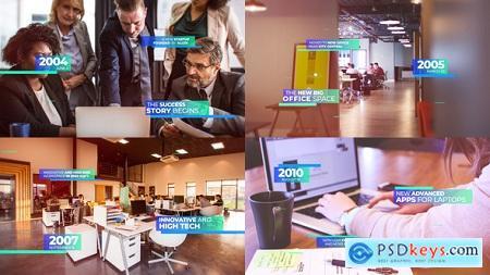 Videohive Modern Corporate Timeline Presentation