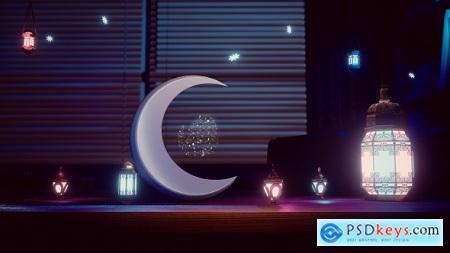 Videohive Elegant Ramadan Logo