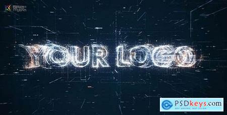 Videohive Digital Code Intro