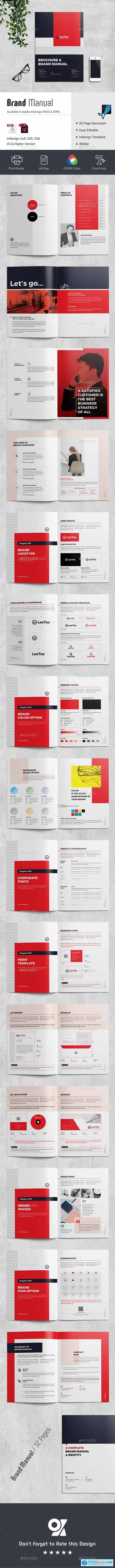 GraphicRiver Brand Manual