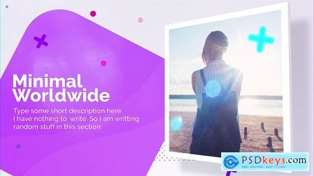 Videohive Fancy Minimal Presentation