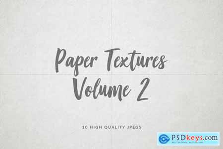 Paper Textures Volume 2