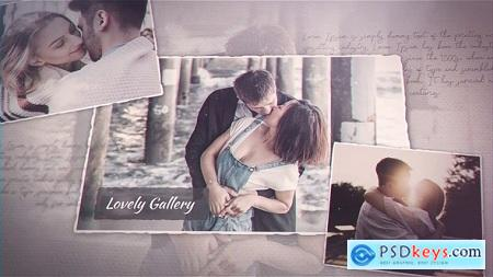VideoHive Lovely Gallery