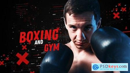 VideoHive Boxing and Gym