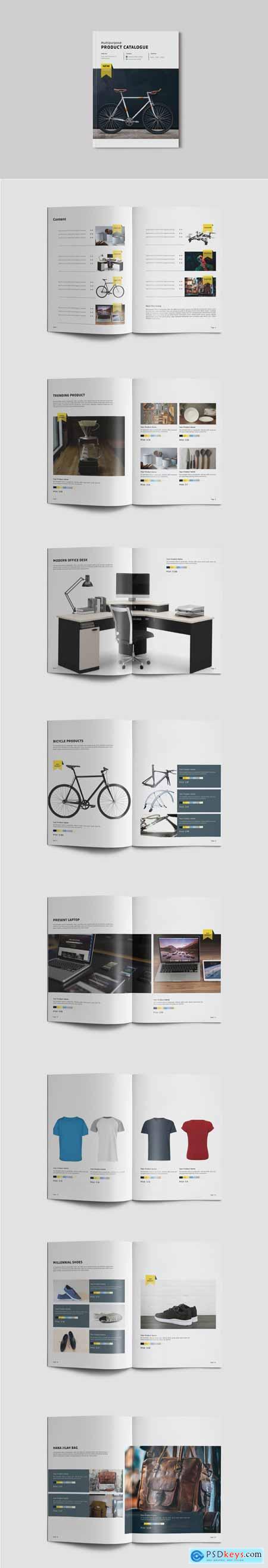 CreativeMarket Multipurpose Product Catalogue