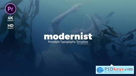 Videohive Modernist Premium Typography Essential Graphics Mogrt 23208970 Premiere Pro Free