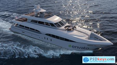 Videohive Luxury Yacht