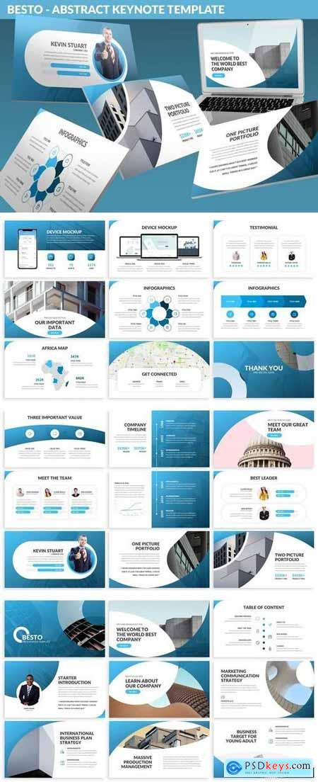 Besto - Abstract Keynote Template