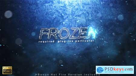 Videohive Frozen Reveal