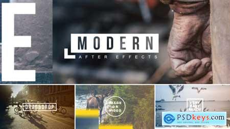 Videohive Modern Slideshow