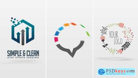 Videohive Simple Clean Logo