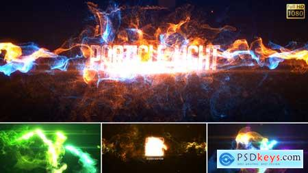 Videohive Particle Light Reveal