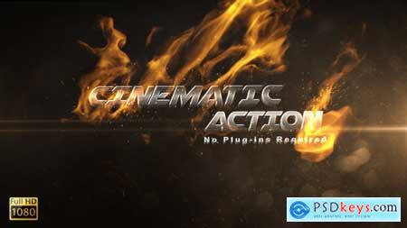 Videohive Cinematic Action Trailer