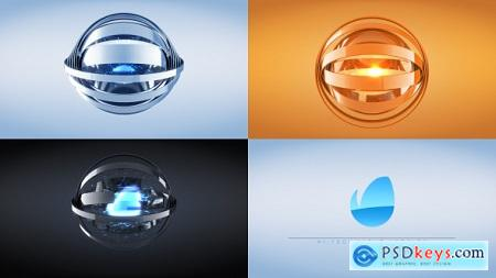 VideoHive Hi-Tech Futuristic Logo