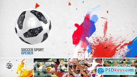 VideoHive Soccer Sport Opener