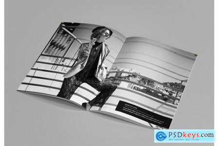 Thehungryjpeg 40 Page A4 Multipurpose Album