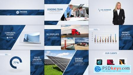 VideoHive The Edge Corporate Video Package
