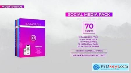 MotionArray Social Media Pack