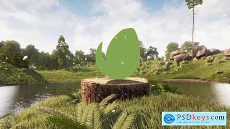 Videohive Realistic Natural Logo Free