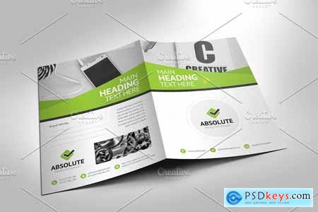 Creativemarket Corporate Presentation Folder