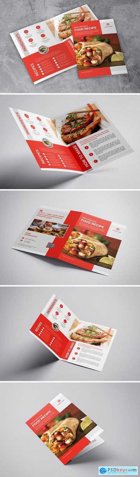 Bifold food Brochure