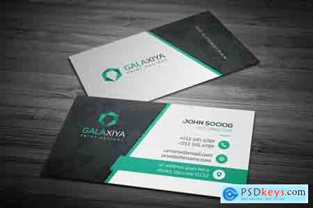 Creativemarket Modern Creative Business Cards