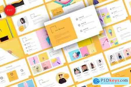 Edway Creative - Powerpoint, Keynote, Google Sliders Templates