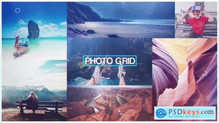 Videohive Photo Grid Free