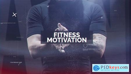 Videohive Fitness Motivation Free