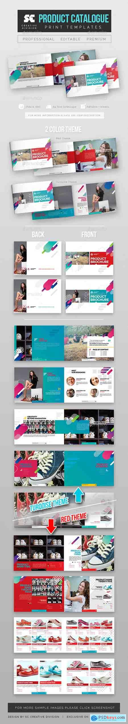 Graphicriver Product Catalogue 23262295