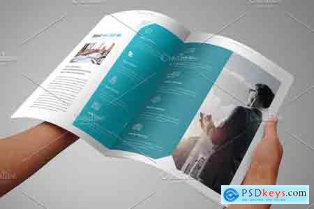 Creativemarket Brochures Design